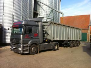 Agrartransporte Marc Löhle - Aerzen